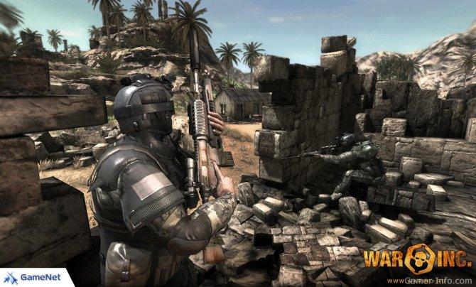 Скриншот игры War Inc. Battle Zone