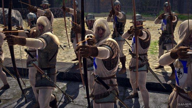Скриншот игры War of the Roses