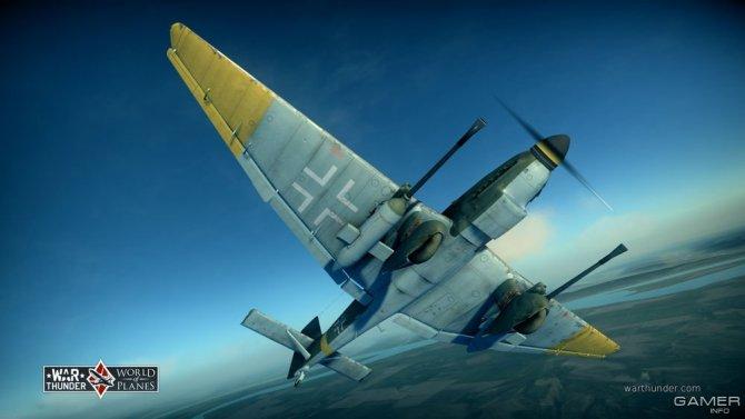 Скриншот игры War Thunder