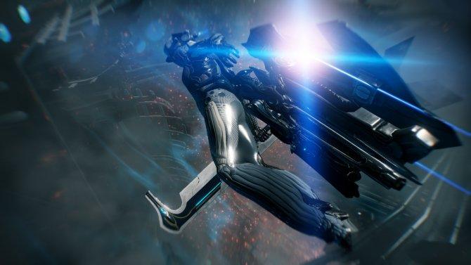 Скриншот игры Warframe