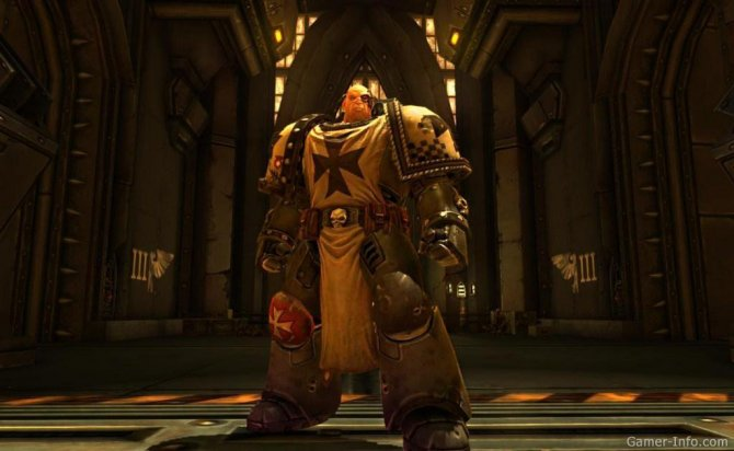 Скриншот игры Warhammer 40000: Dark Millennium