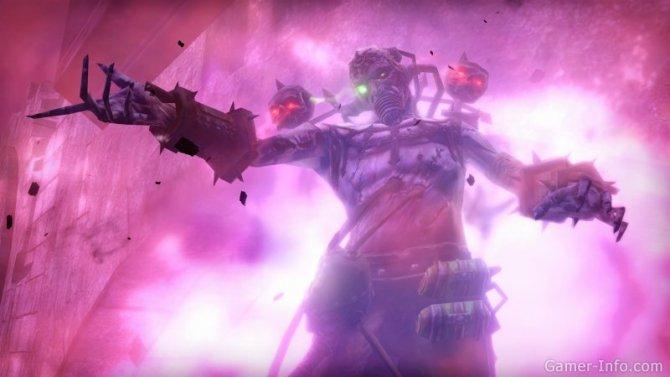 Скриншот игры Warhammer 40000: Space Marine