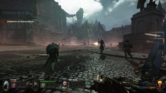 Скриншот игры Warhammer: End Times - Vermintide