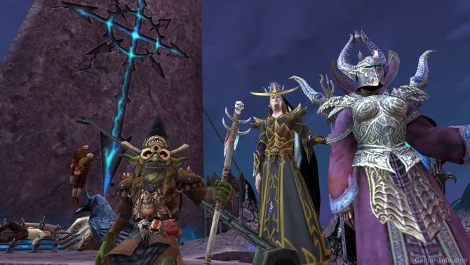 Скриншот игры Warhammer Online: Age of Reckoning