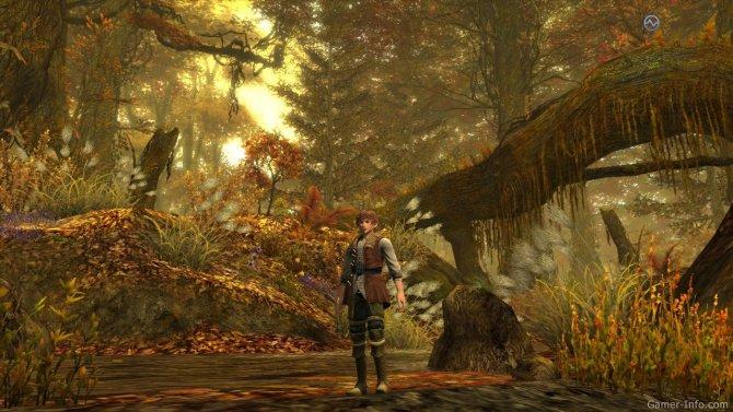 Скриншот игры White Knight Chronicles 2