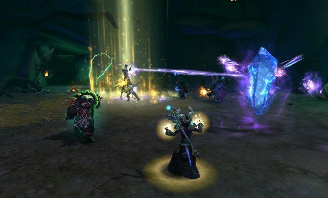 До максимального уровня WoW Legion меньше, чем за6часов