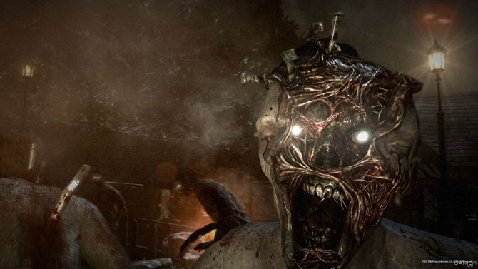 Скриншот игры The Evil Within