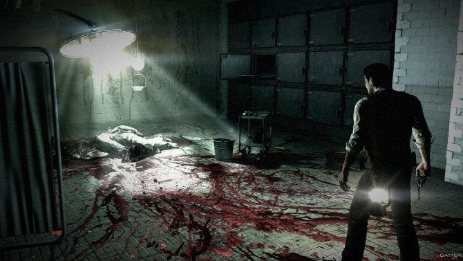 Скриншот игры The Evil Within