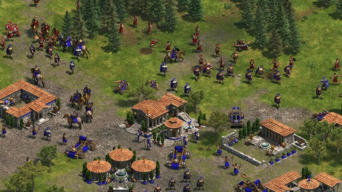 Скриншот игры Age of Empires: Definitive Edition