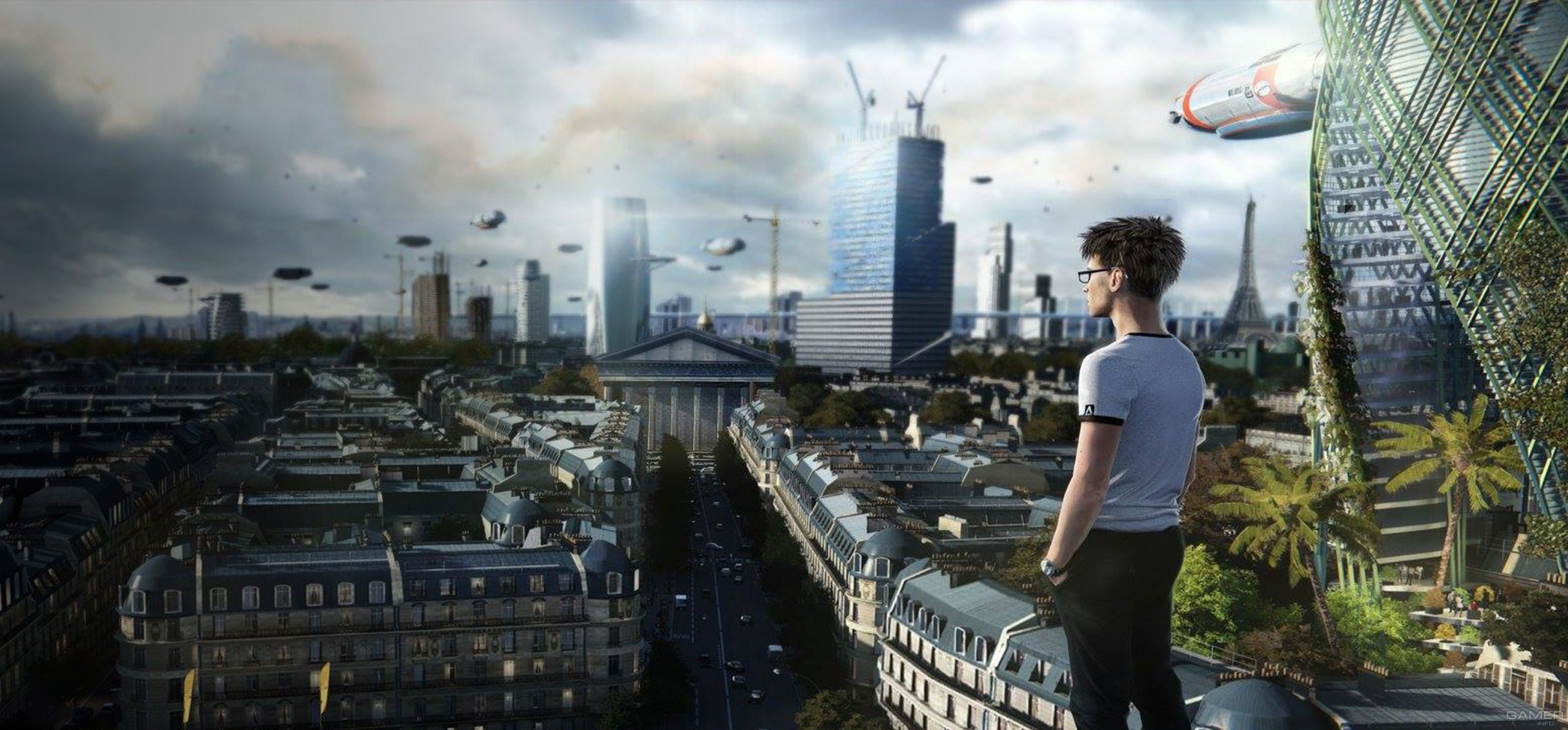 Focus Home Interactive издаст The Architect: Paris