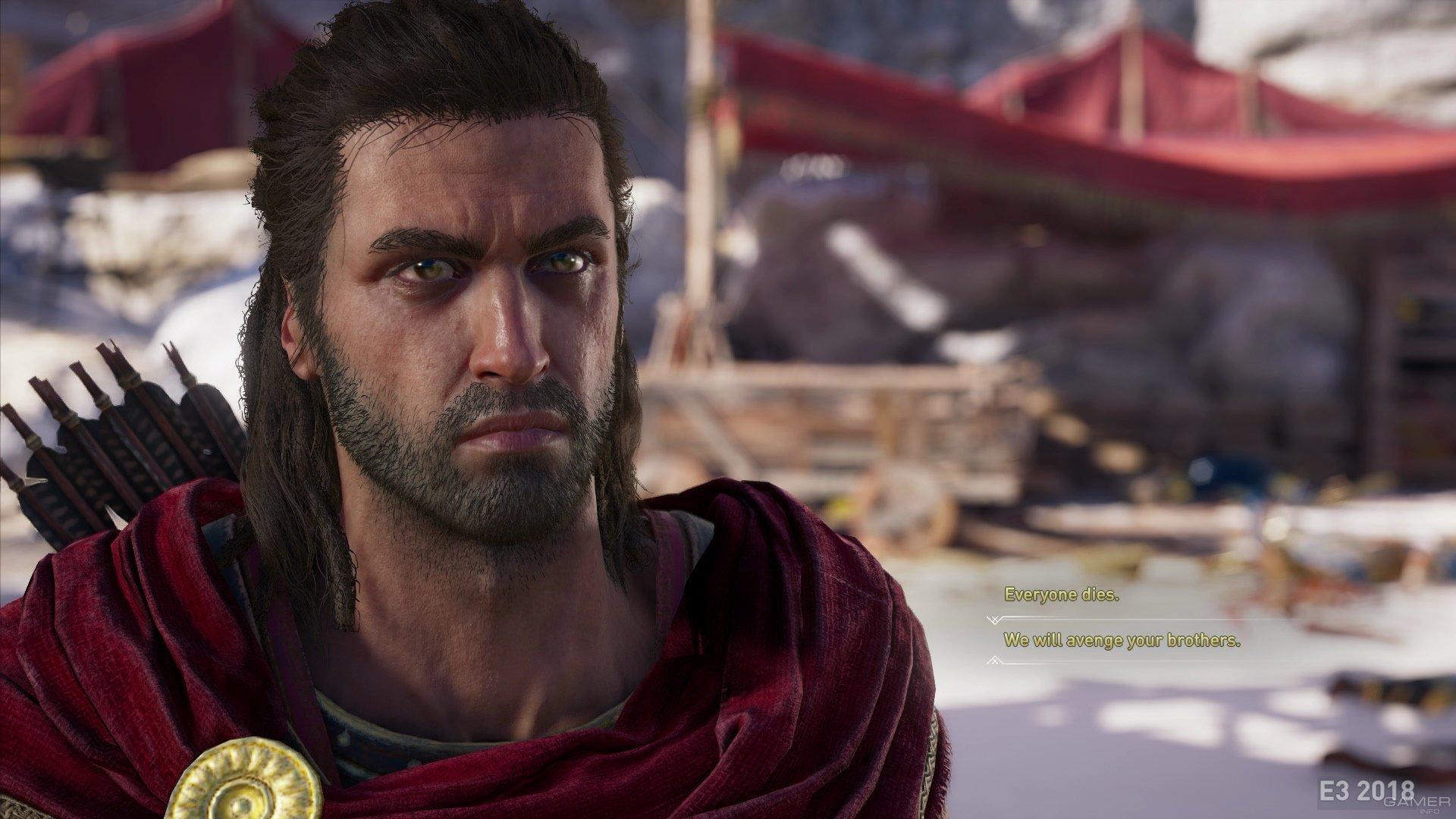 Оценки Assassin's Creed Odyssey