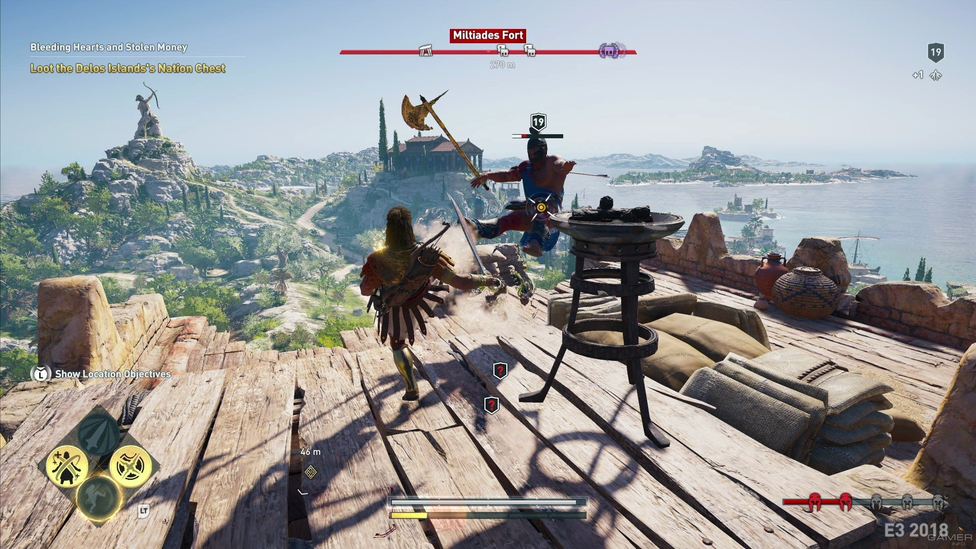 Системные требования Assassin's Creed Odyssey