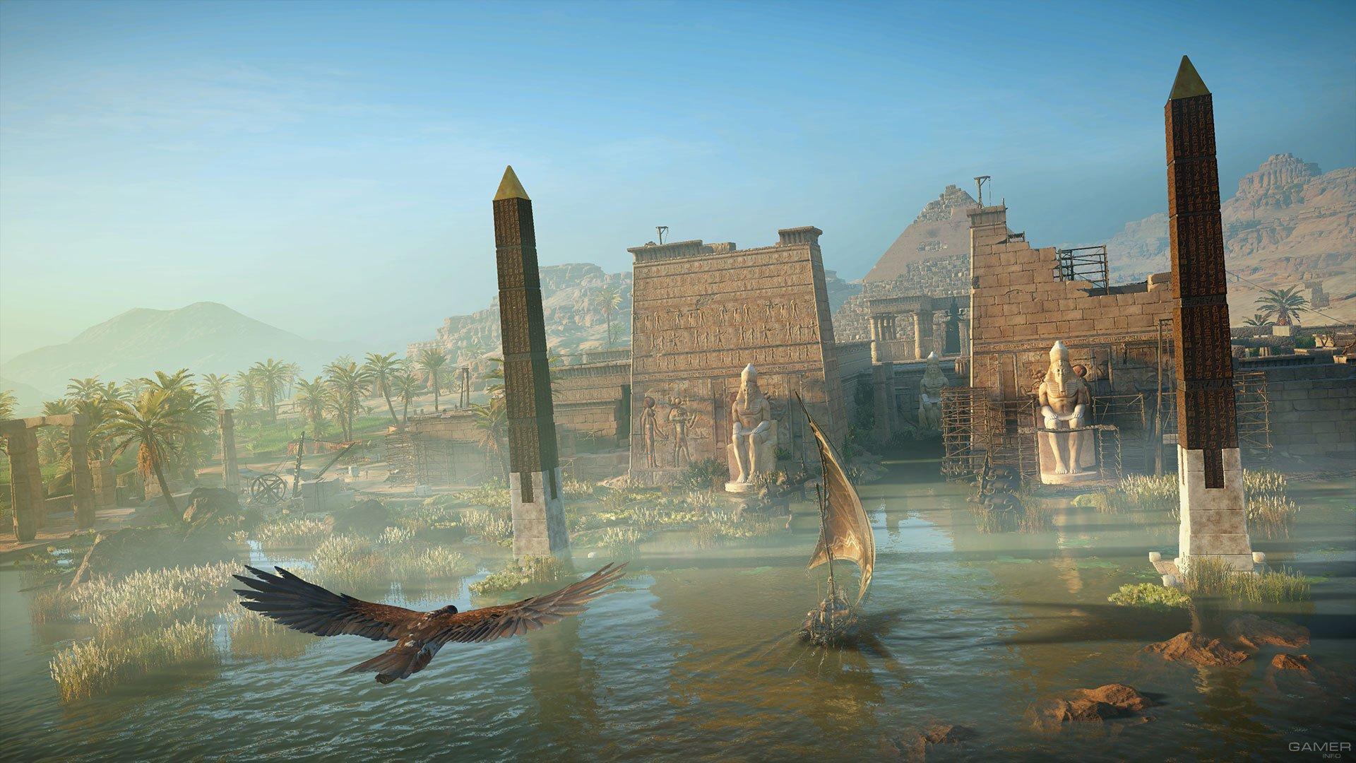 Скриншот Assassin's Creed: Истоки #1