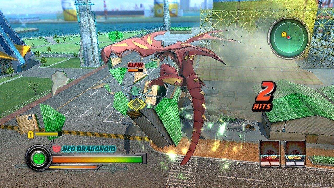 Скачать игру bakugan battle brawlers на пк