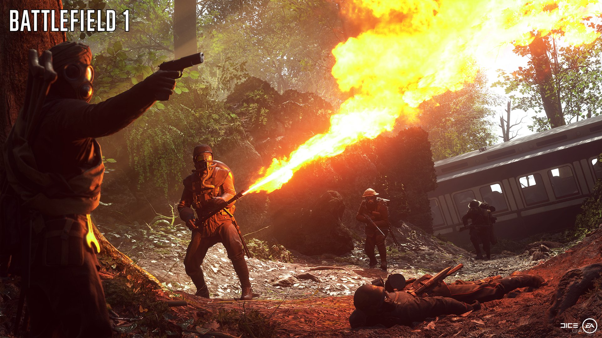 Скриншот Battlefield 1 #1