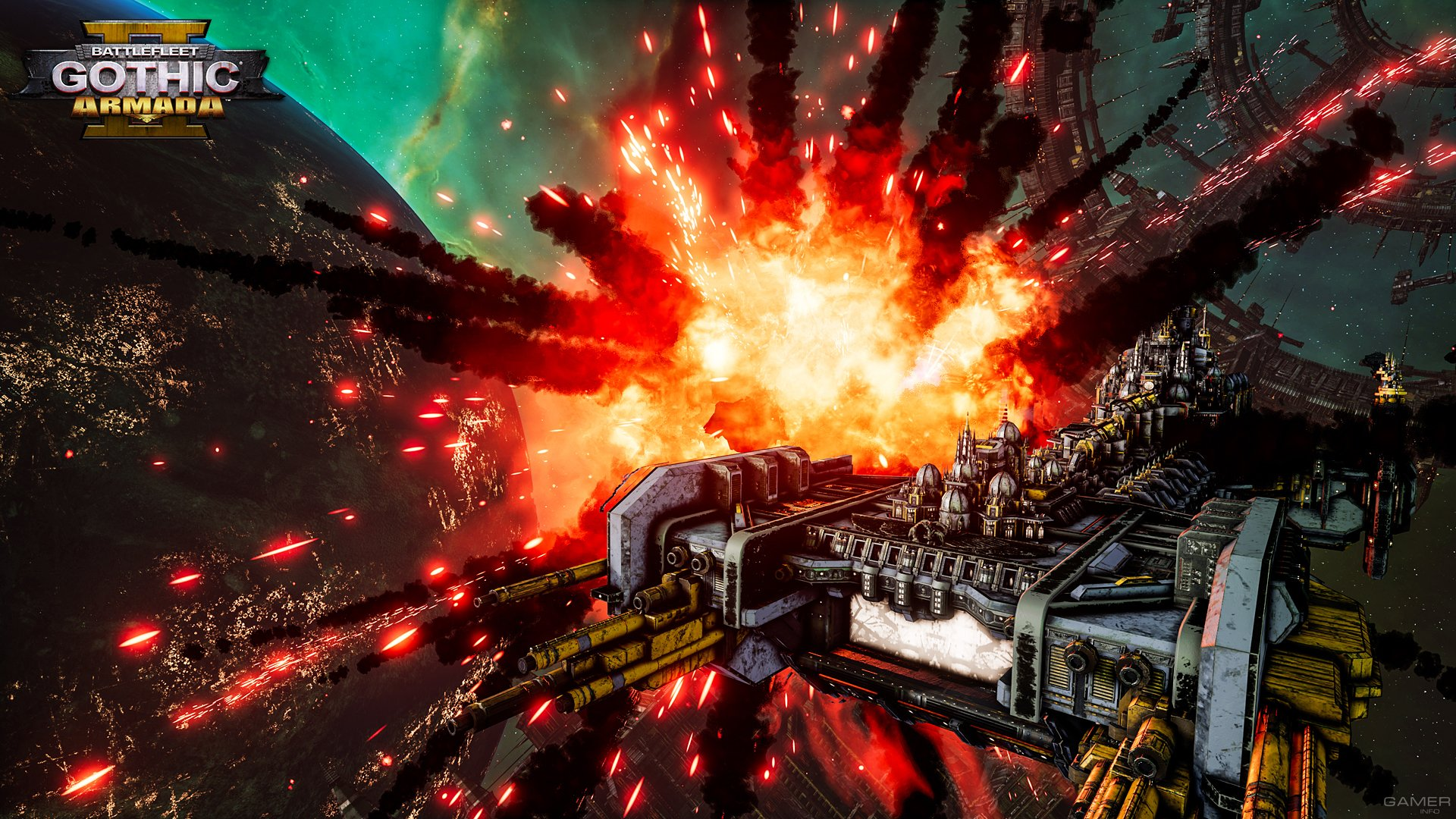 Дата релиза Battlefleet Gothic: Armada 2