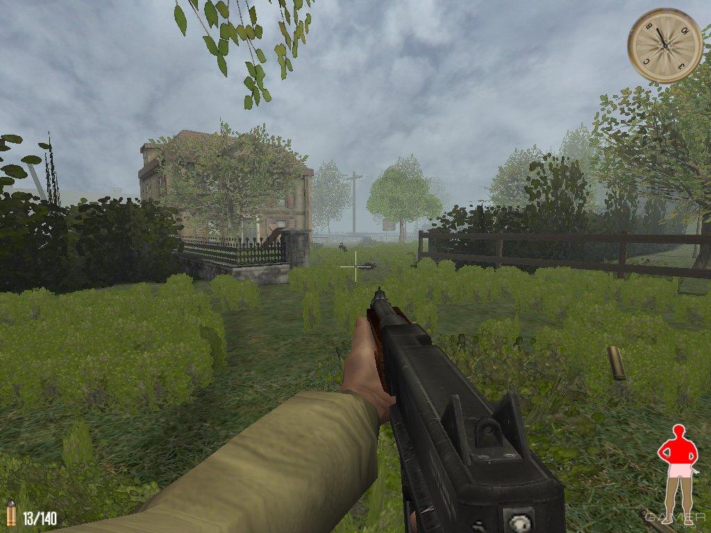 Скачать снайпер дороги войны на компьютер