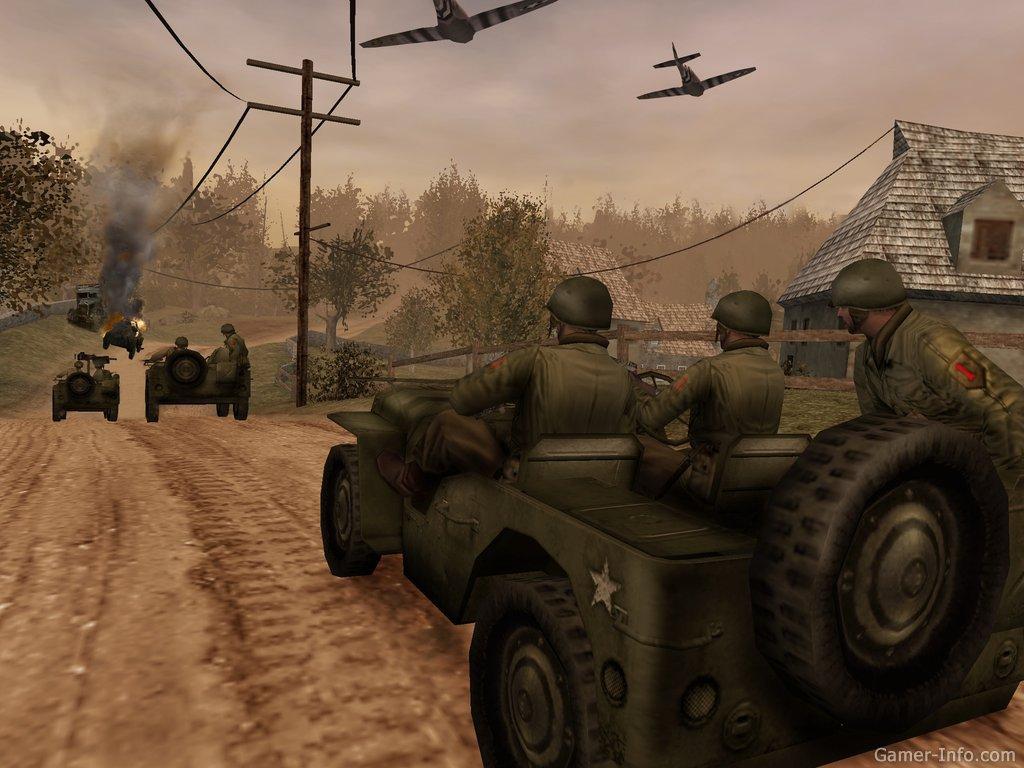 [Обзор на старину] Call of Duty 4: Modern Warfare.