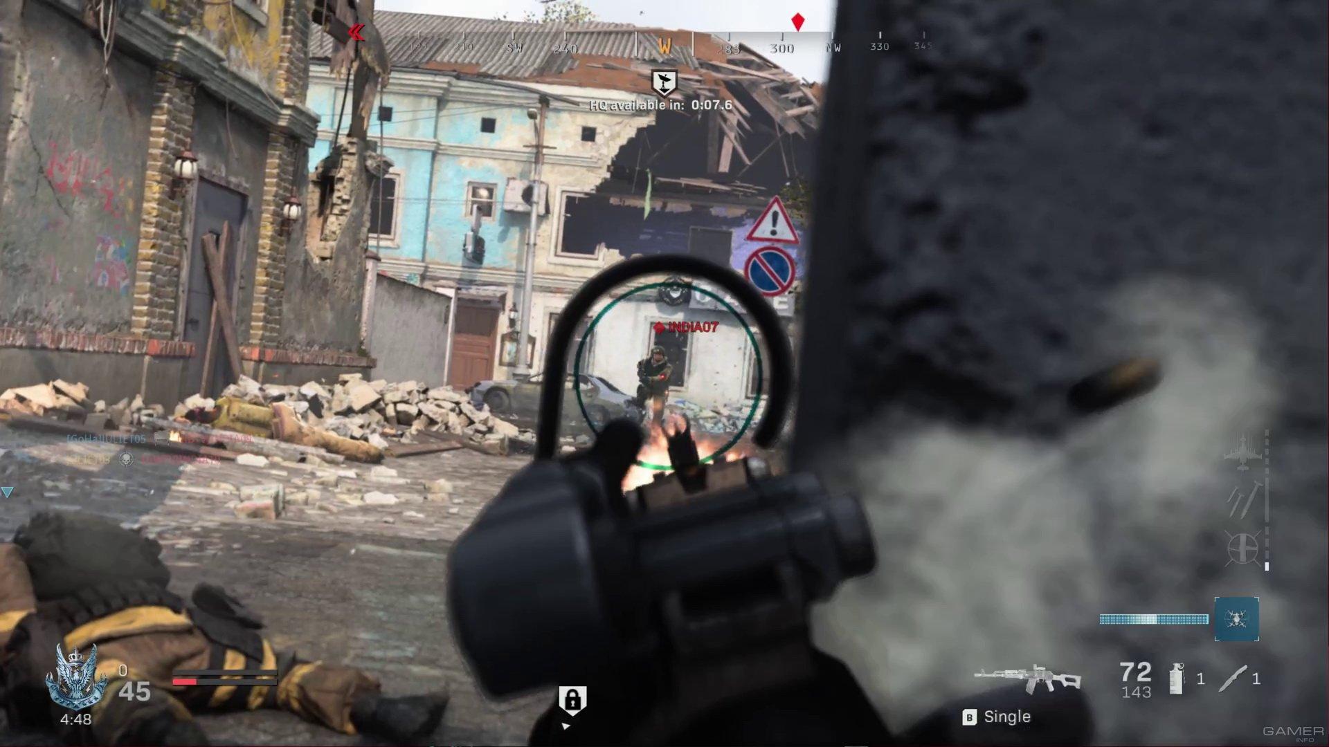 Системные требования Call of Duty : Modern Warfare