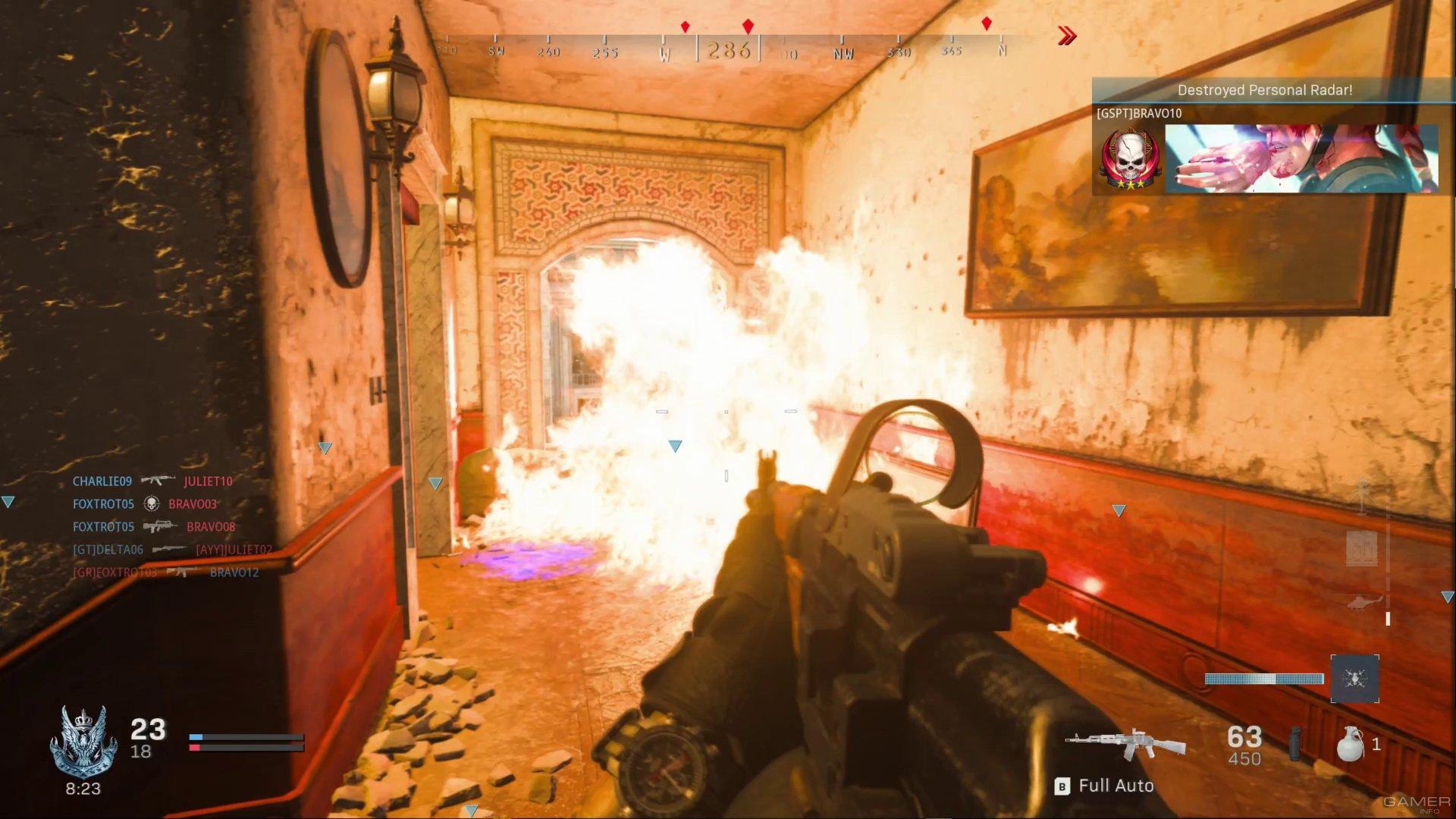 Оценки Call Of Duty: Modern Warfare