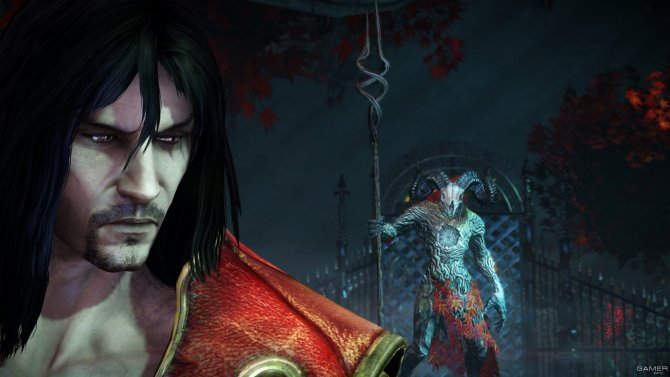 Скриншот игры Castlevania: Lords of Shadow 2