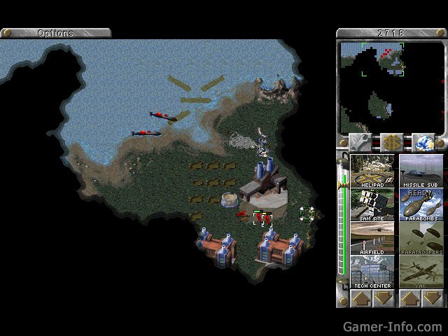 [Обзор на старину] Command & Conquer: Red Alert