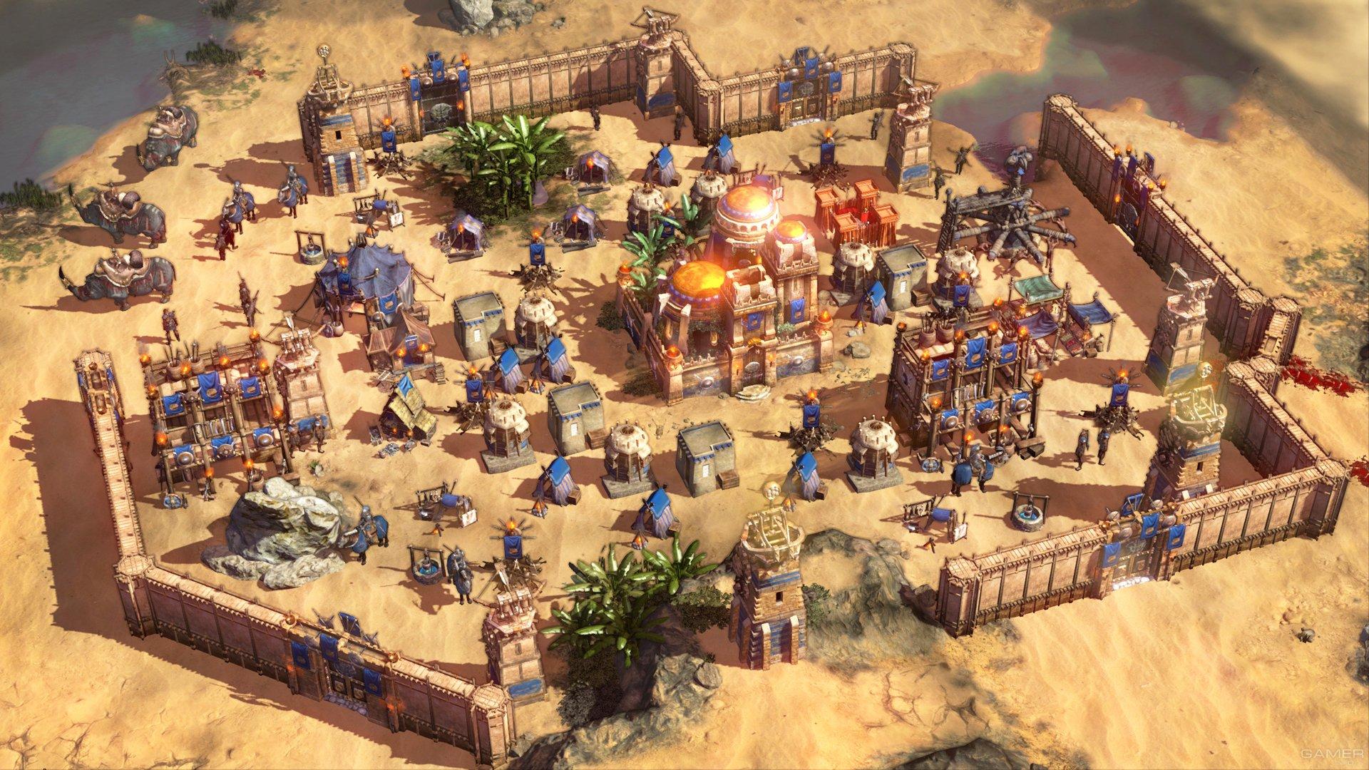 Тщательный взгляд на геймплей Conan Unconquered