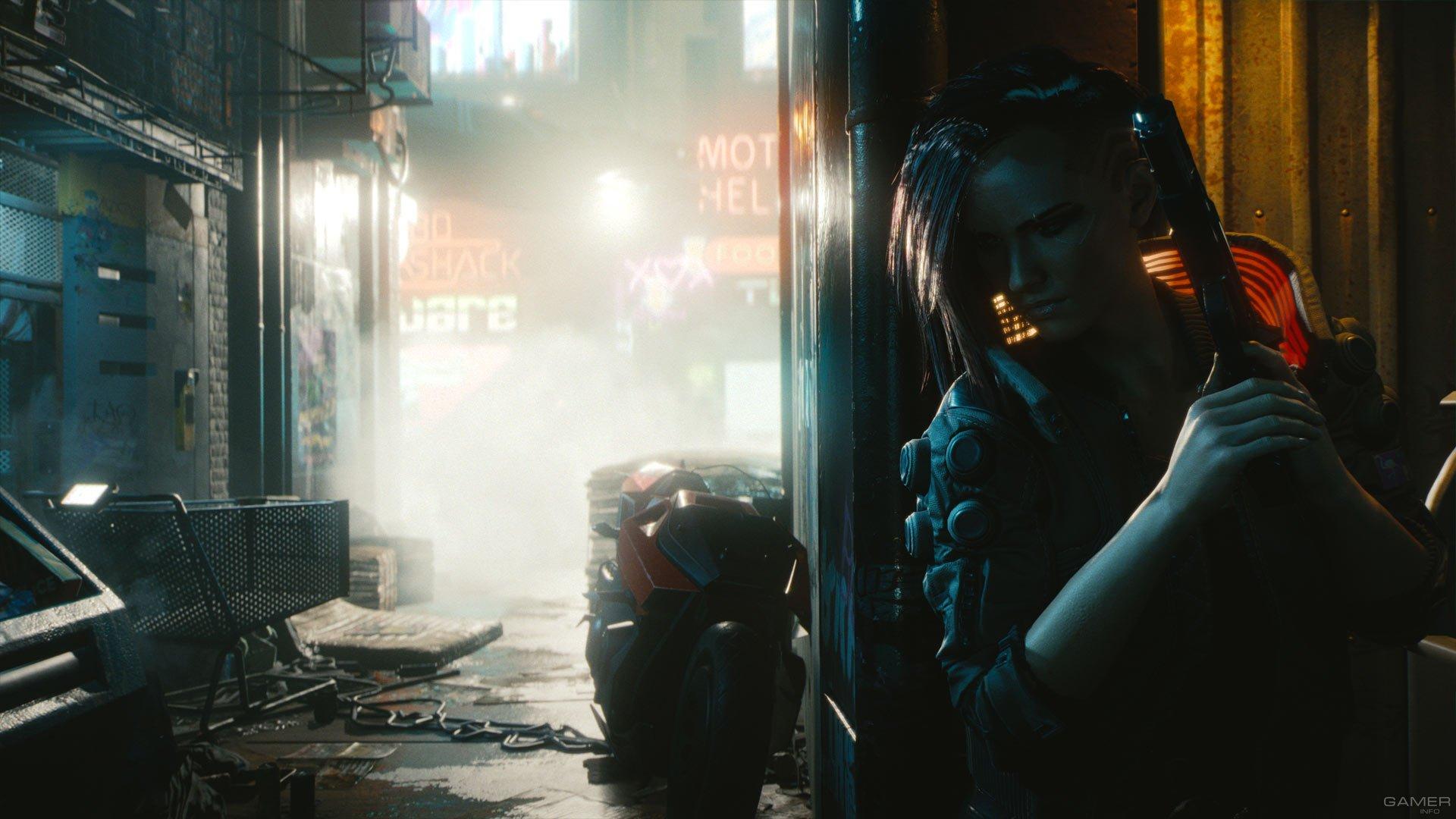 Компания Digital Scapes поможет в разработке Cyberpunk 2077