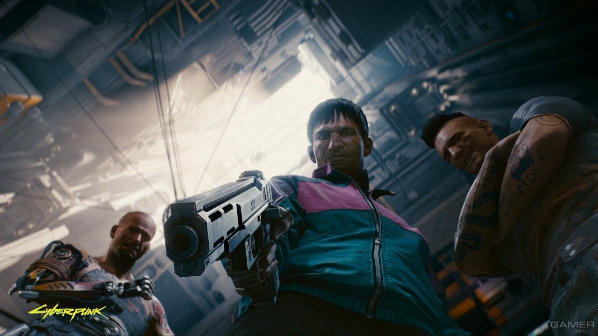 CDPR рассказали об оружии и жизненных путях в Cyberpunk 2077