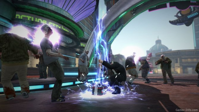 Скриншот игры Dead Rising 2: Off the Record