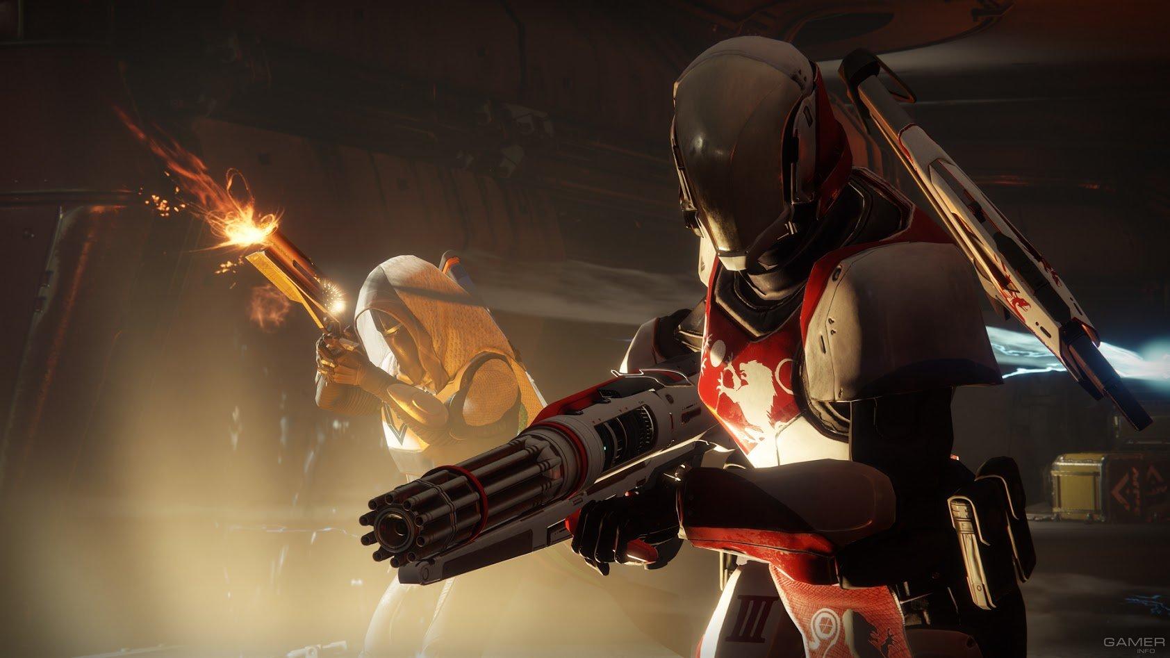 Дата проведения ОБТ Destiny 2 на PC