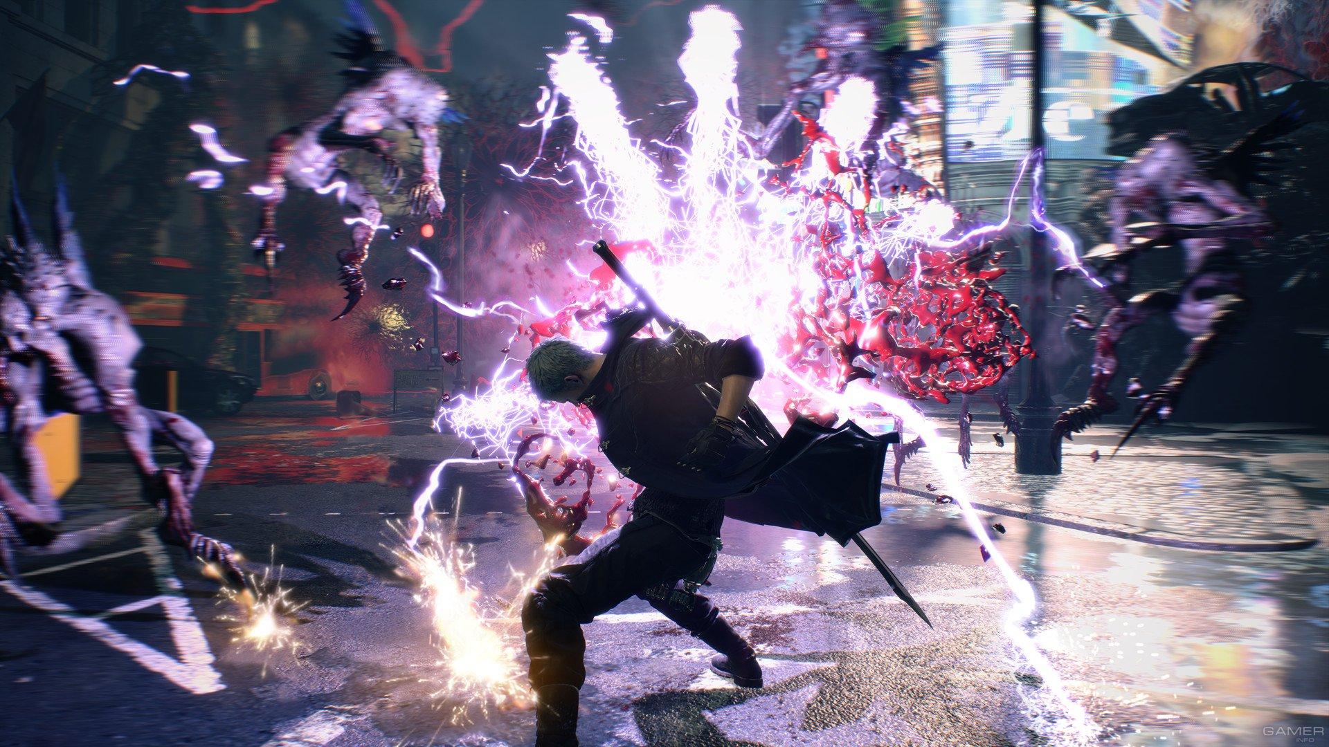 В Devil May Cry 5 будут микротранзакции