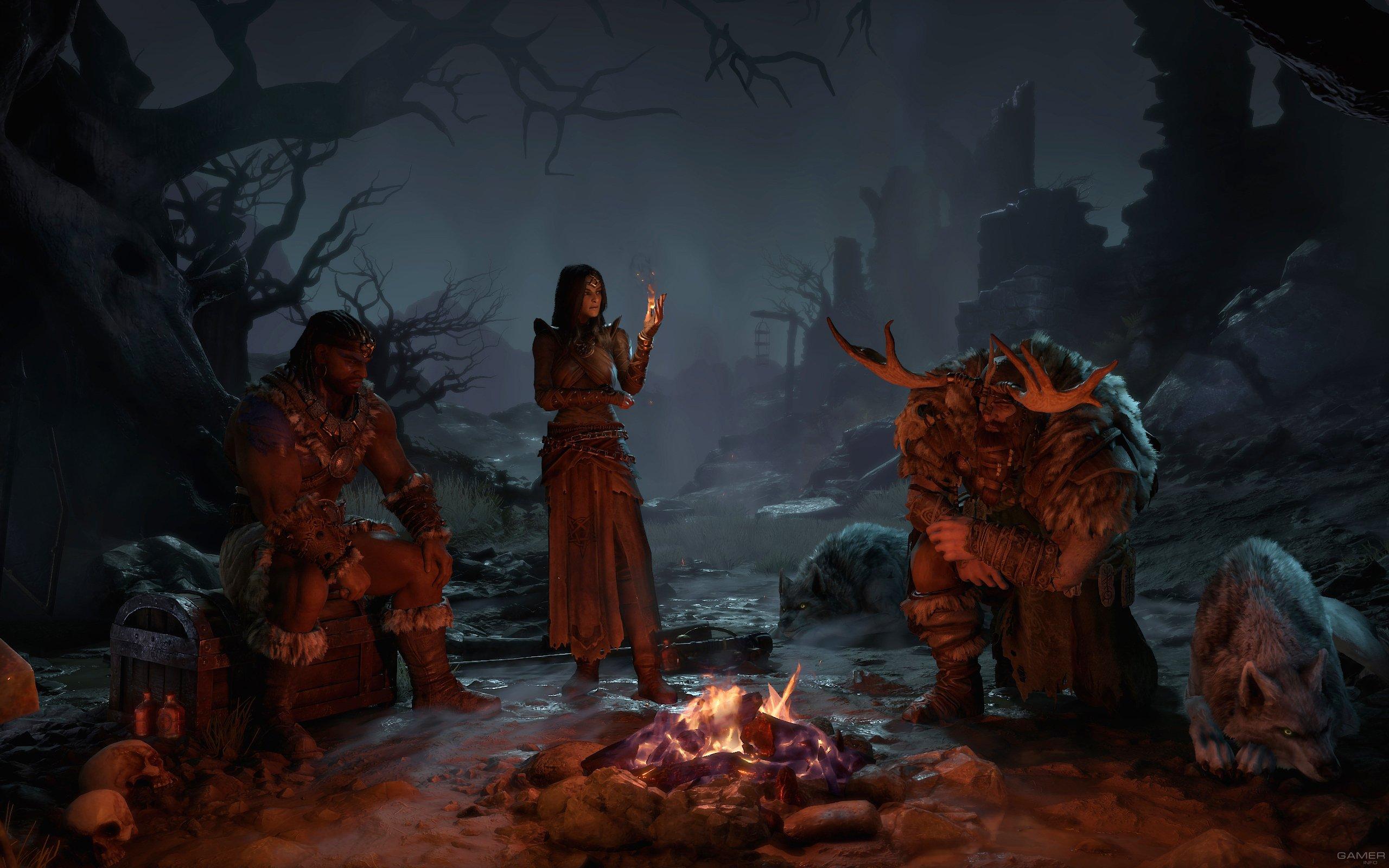 Новые детали Diablo IV