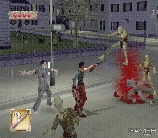 The guvnor fist fight