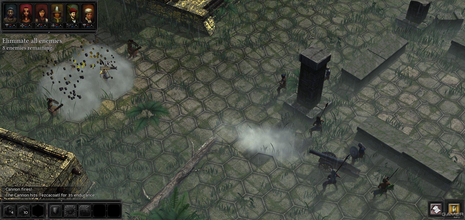 Скриншоты Expeditions: Conquistador - 5 скринов и