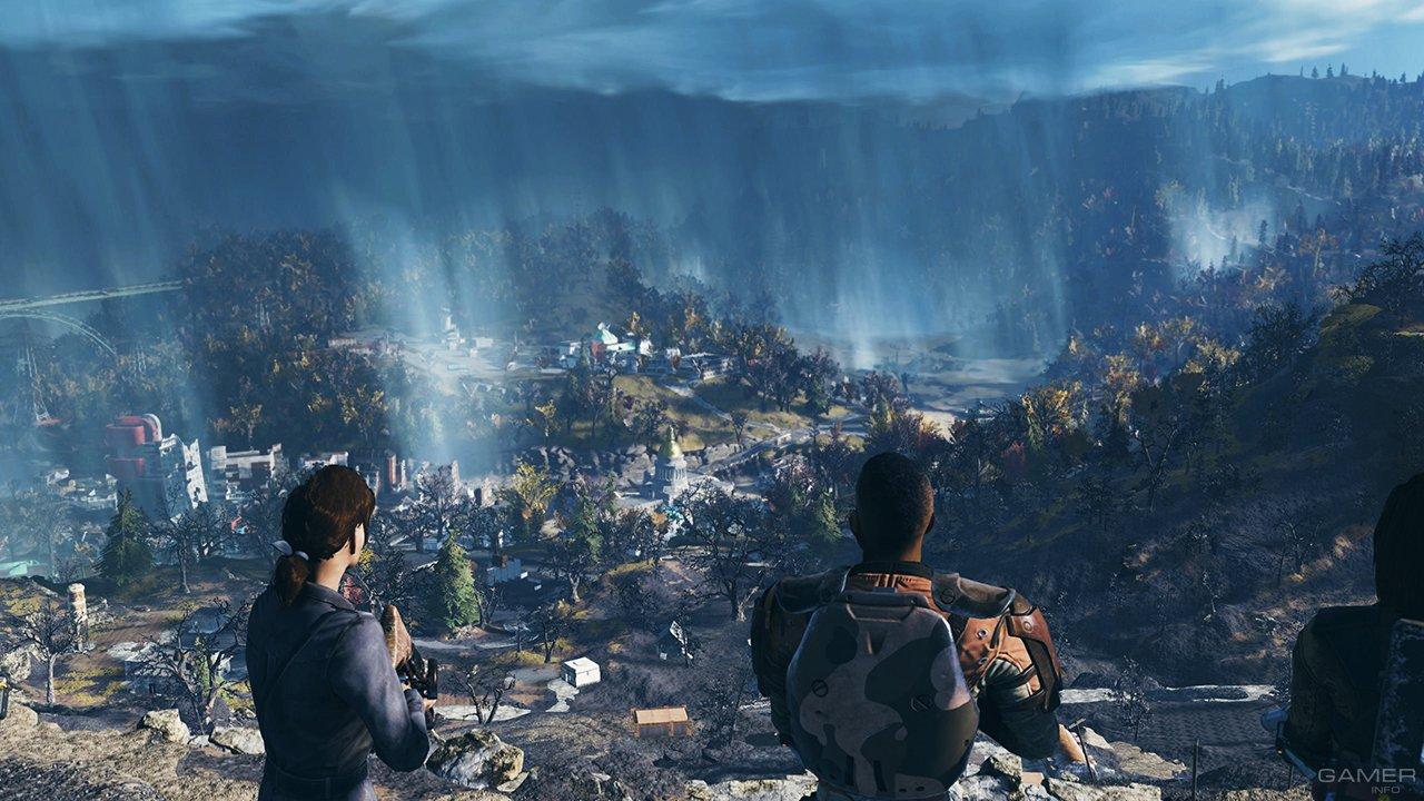 Новая информация о Fallout 76 с Gamelab