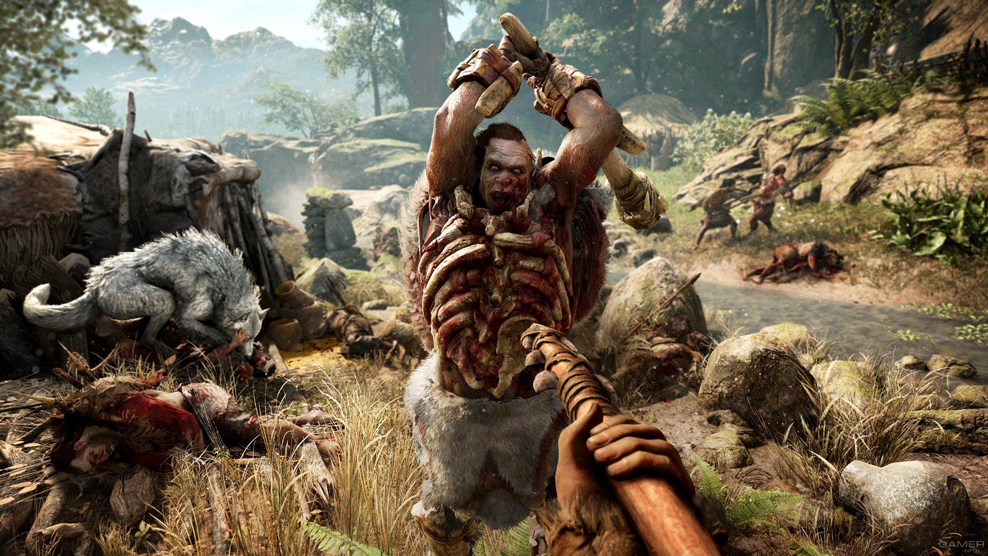 Far cry 3 скачать торрент механики на русском.
