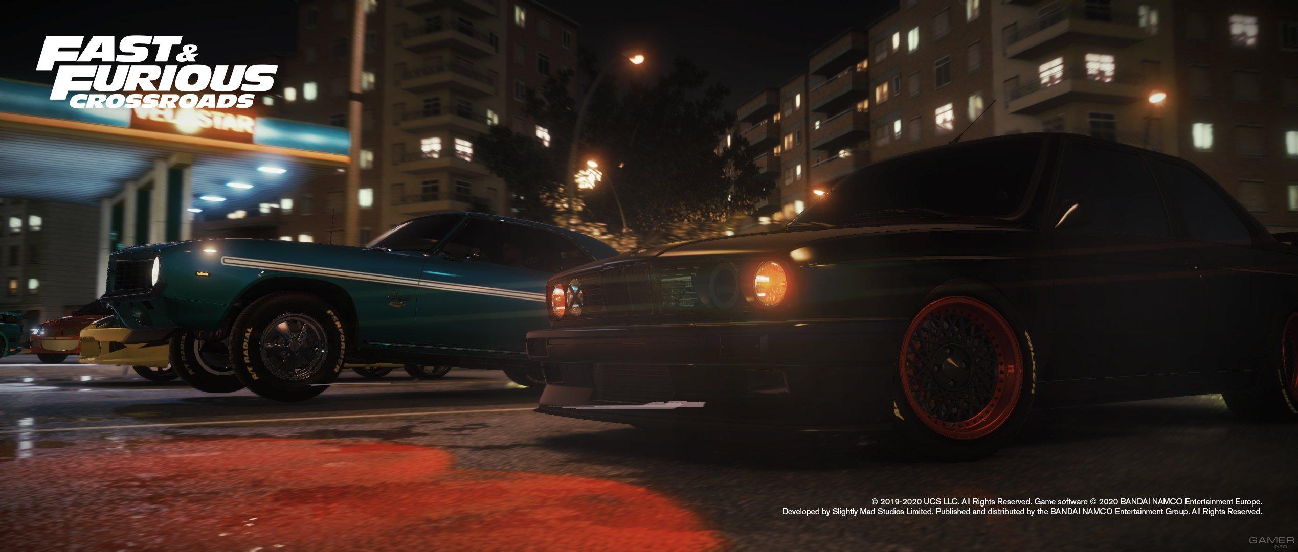Выход Fast & Furious Crossroads перенесен на неопределенный срок
