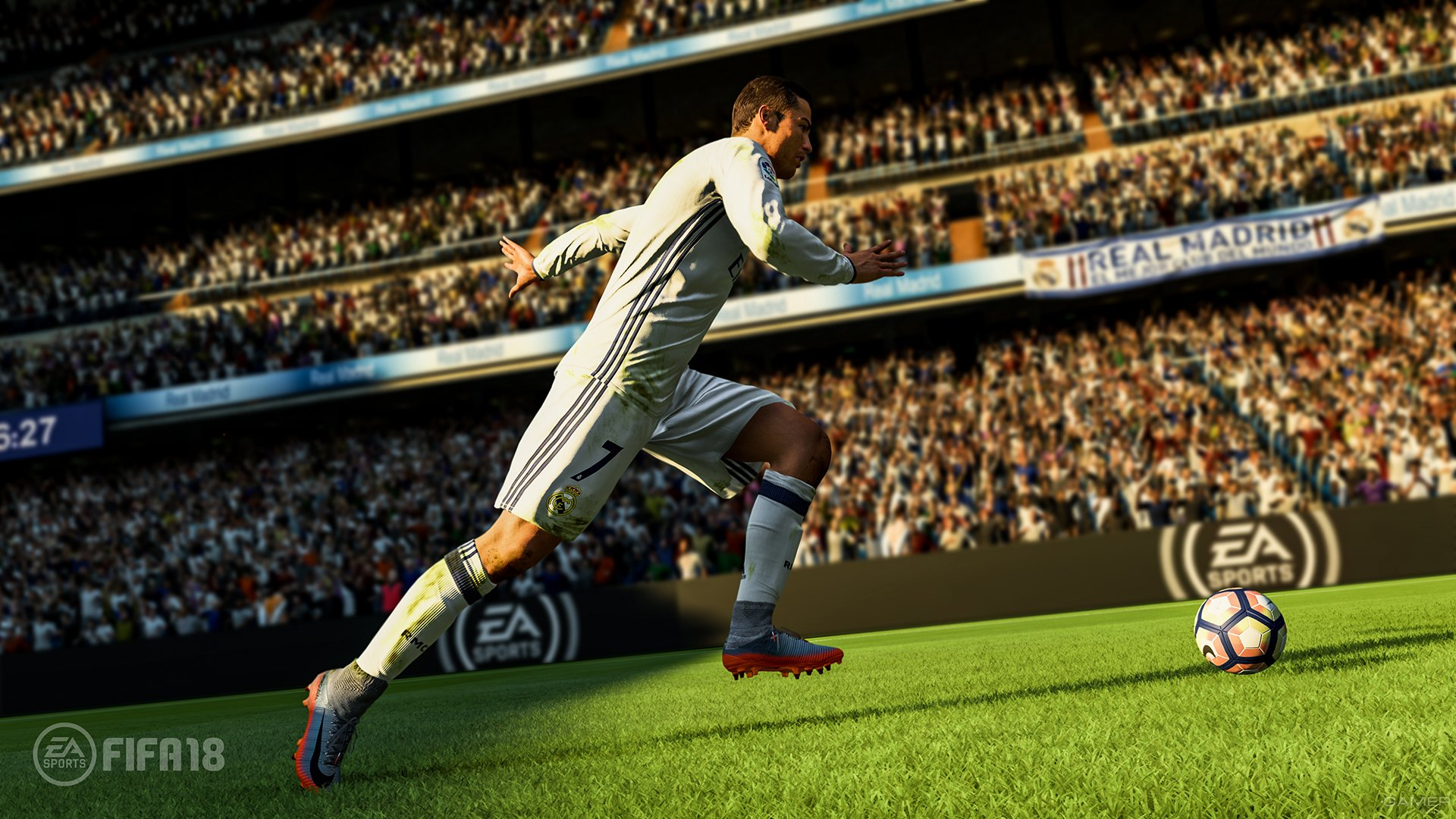 Системные требования и демоверсия FIFA 18