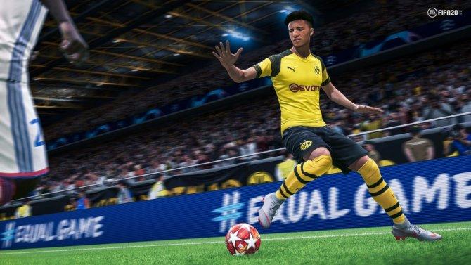 EA представила FIFA 20