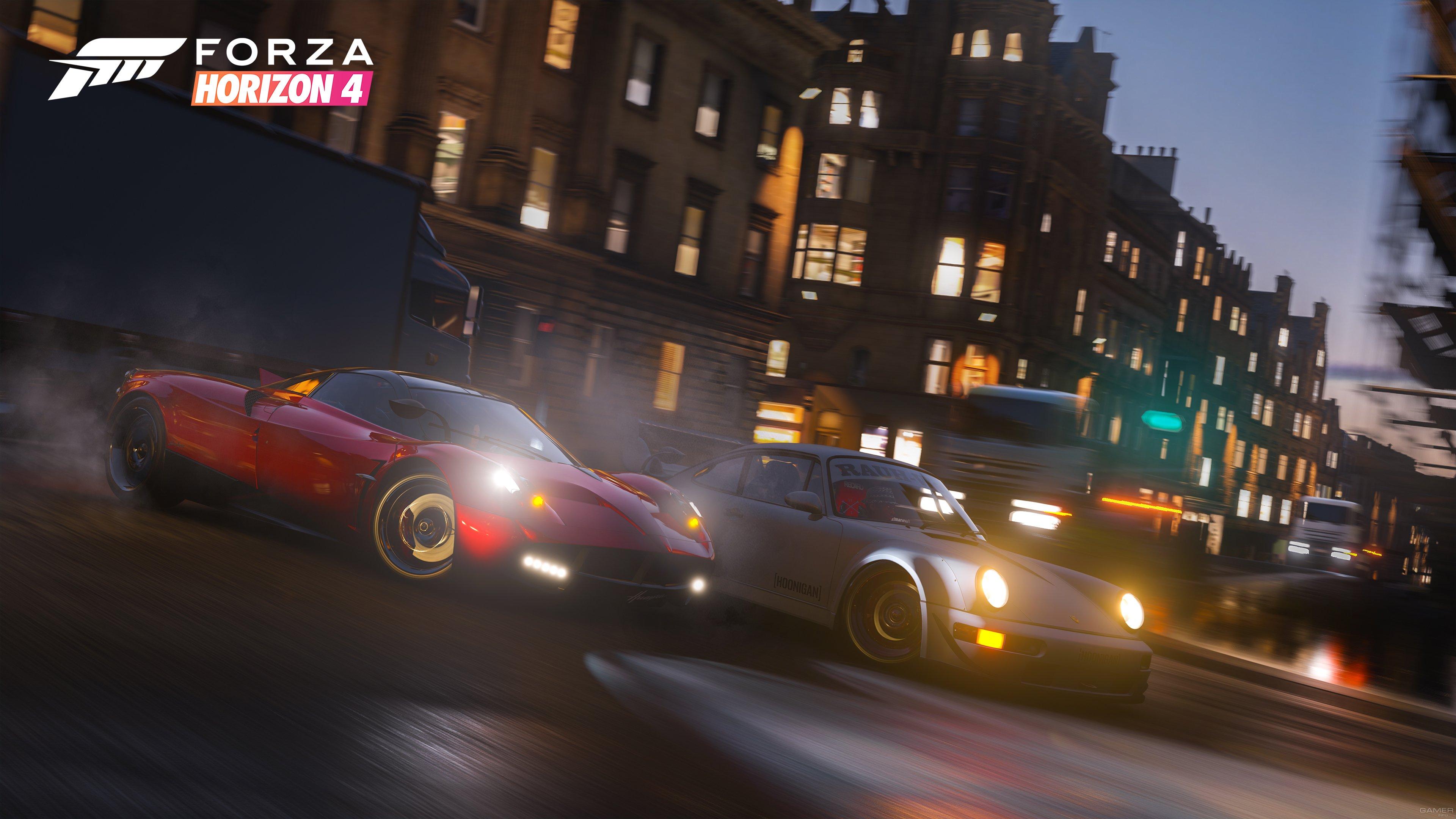 Оценки Forza Horizon 4