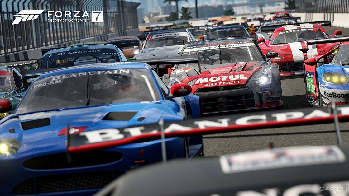 Системные требования Forza Motorsport 7