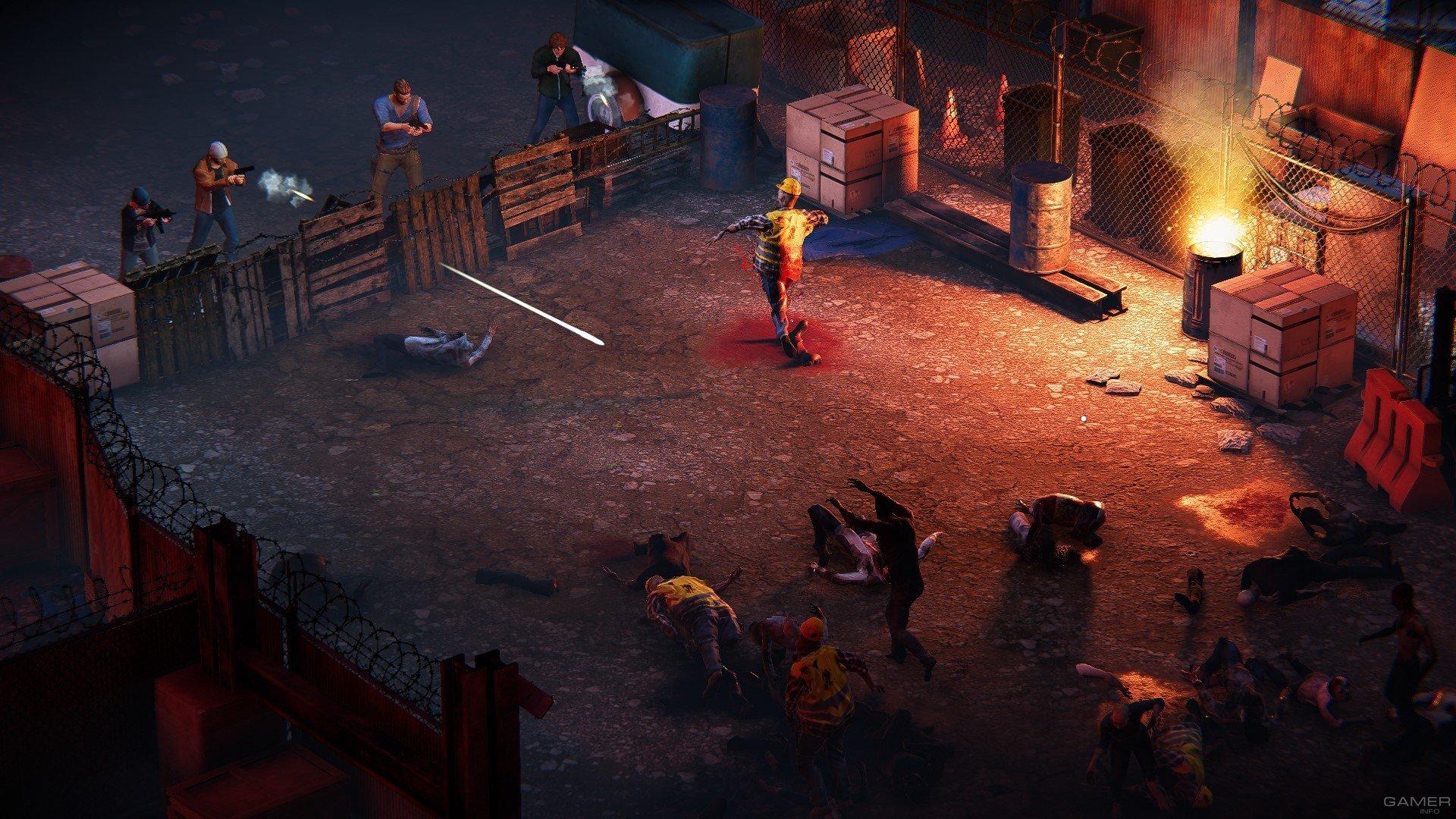 Скриншот к игре Frontline Zed (2019) скачать торрент RePack от xatab