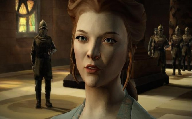 Скриншот игры Game of Thrones: A Telltale Games Series