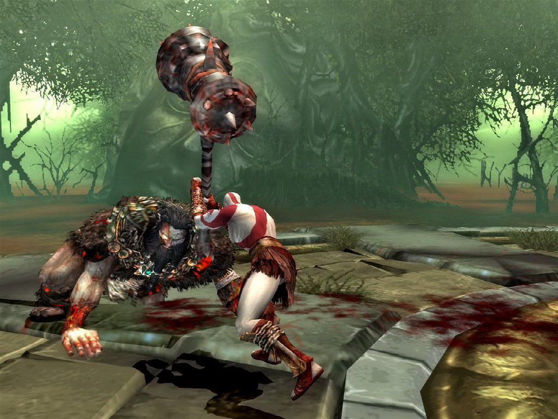 god of war 2 - HD1440×1080