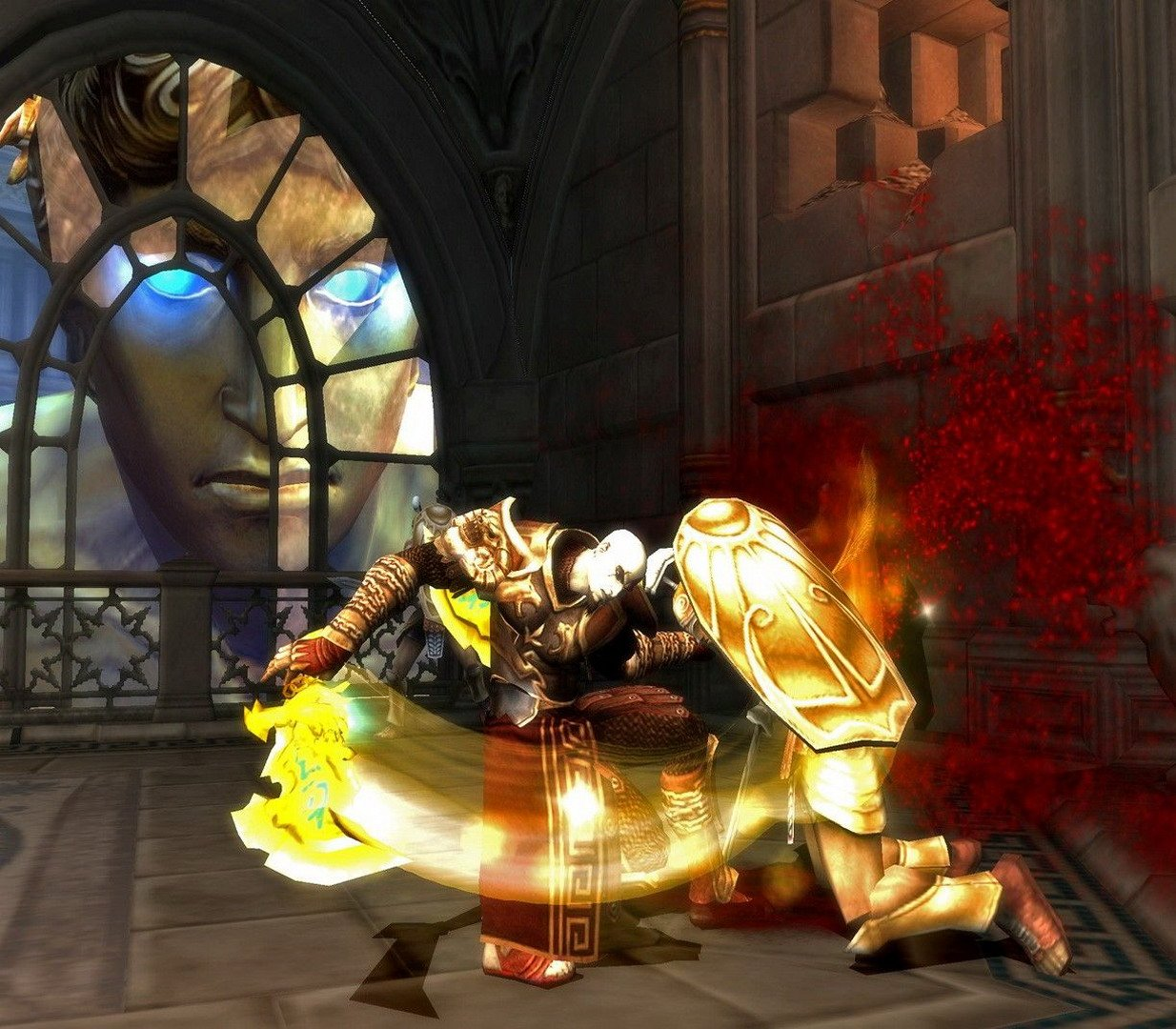 god of war 2 - HD1234×1080