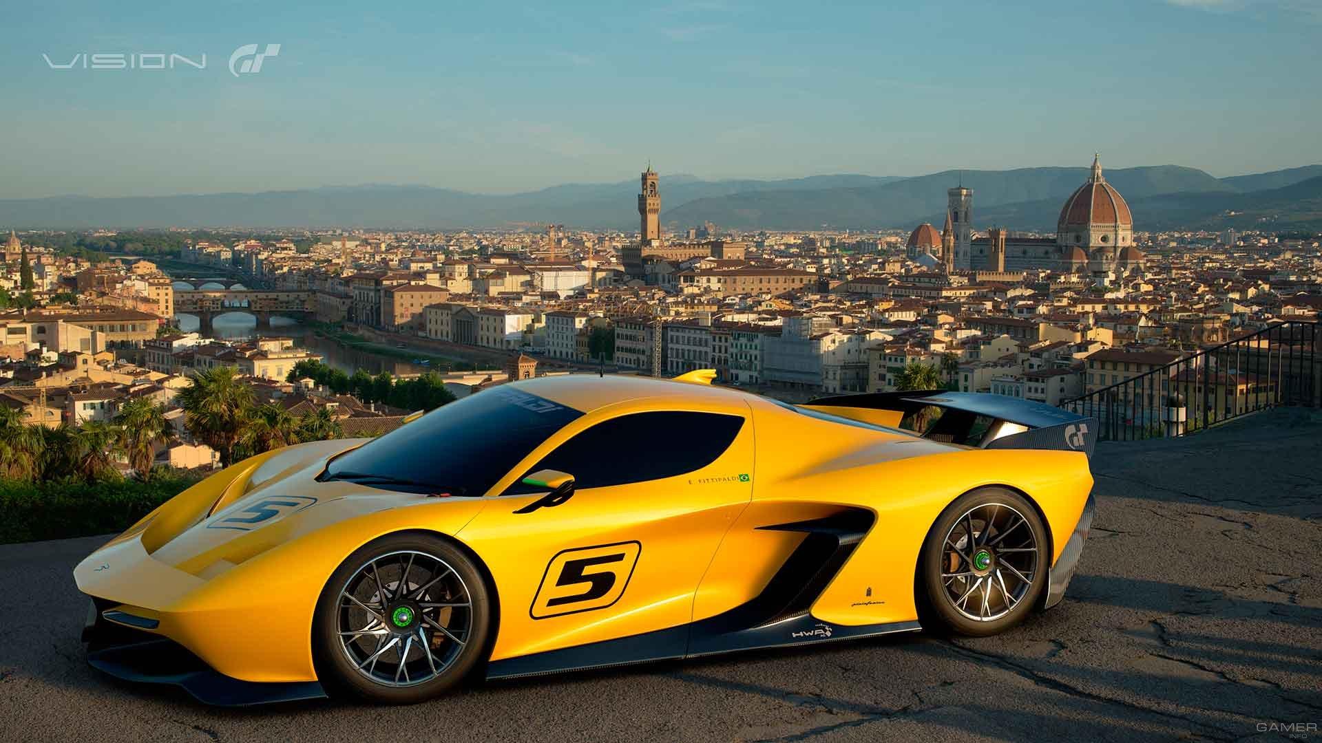 Дата выхода демо-версии Gran Turismo Sport