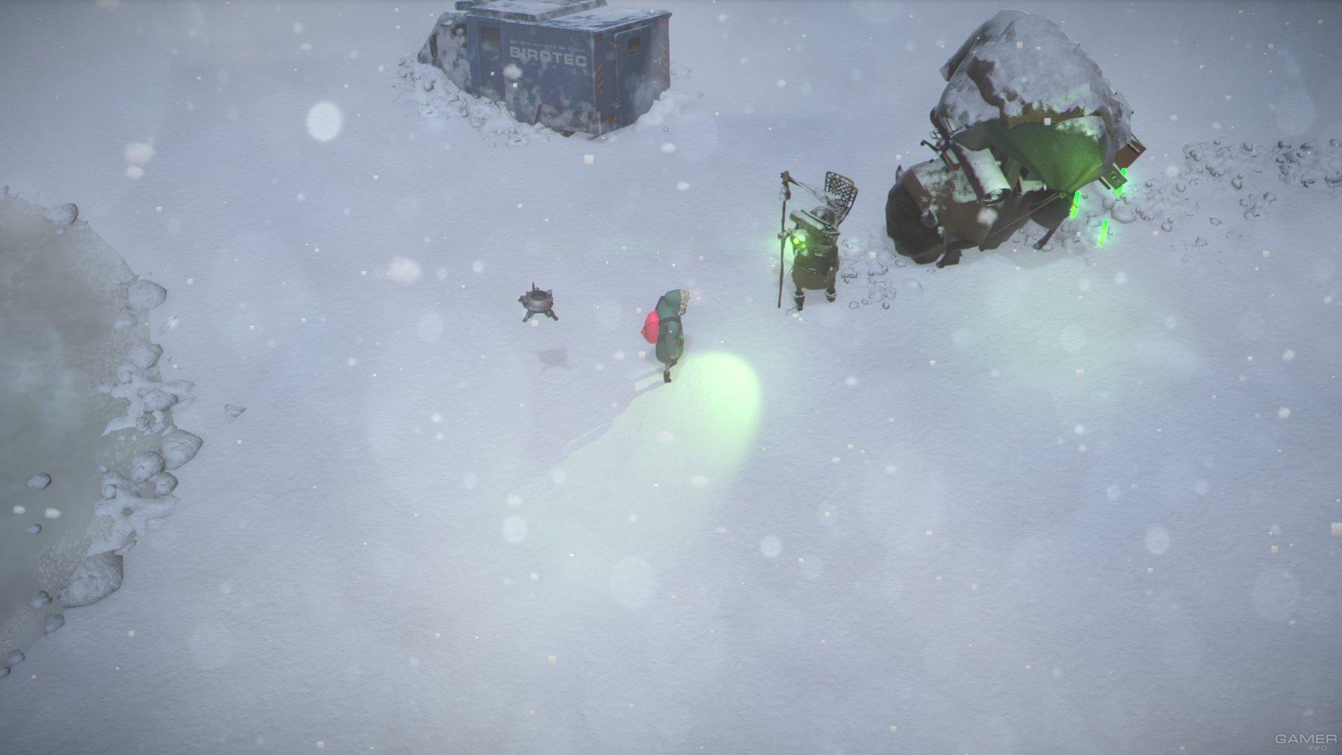 игра энфаэс зима