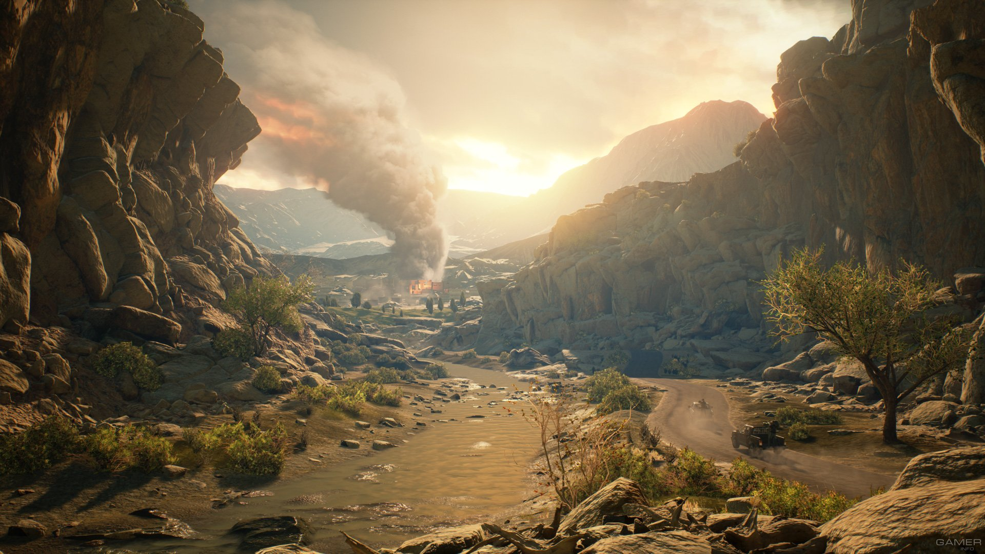 В Insurgency: Sandstorm не будет сюжетного режима