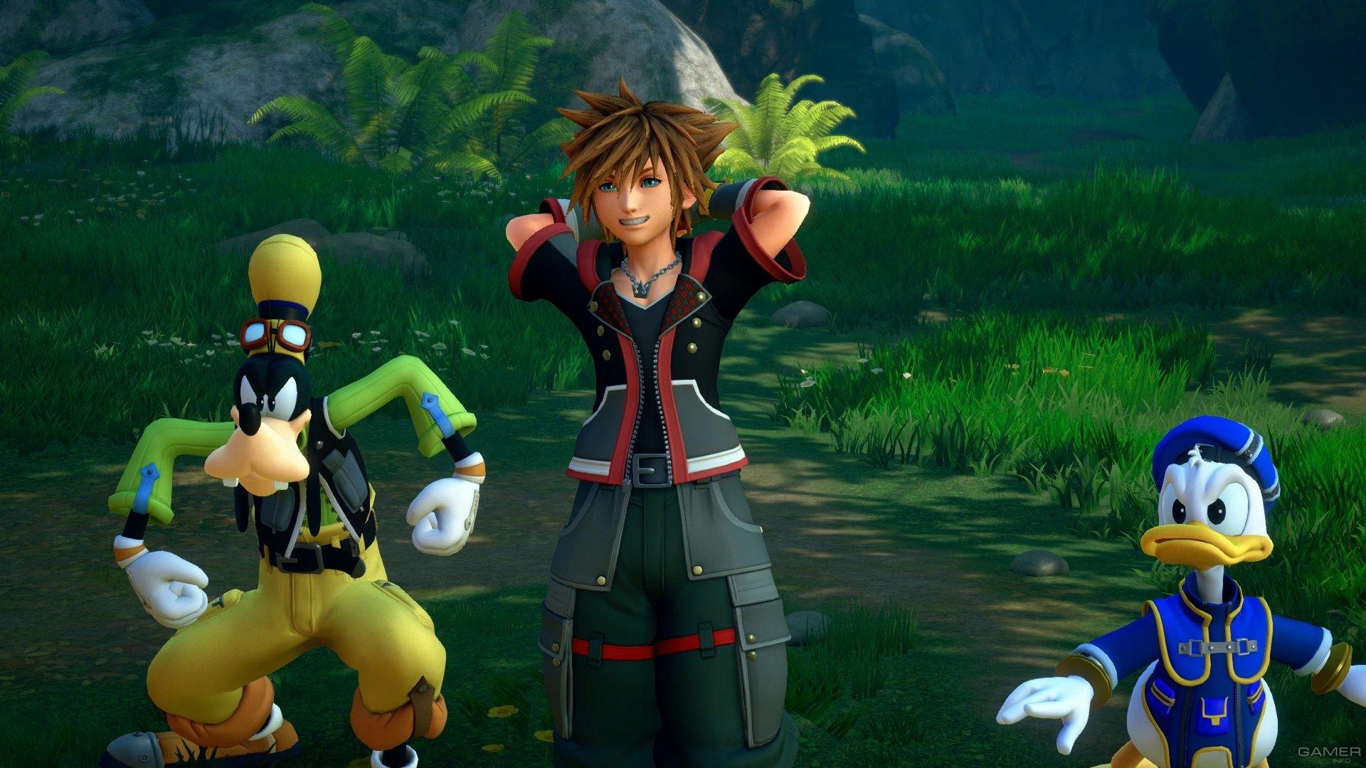 Оценки Kingdom Hearts III